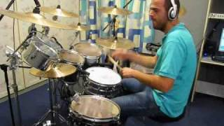 Michael Jackson - Smooth Criminal (Drum Cover)