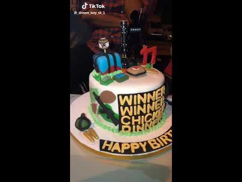 Pubg Cake Youtube