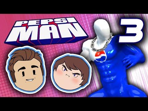 Pepsi Man: Carbonated Rage - PART 3 - Grumpcade (ft. Jimmy Whetzel)