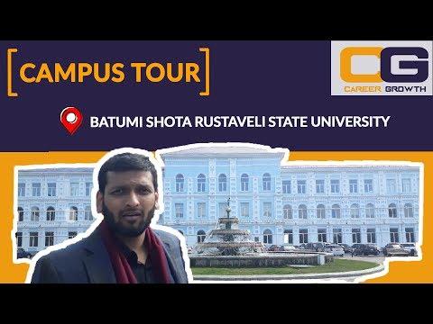 MBBS IN Georgia -Batumi Shota Rustaveli State University - what students and staff says