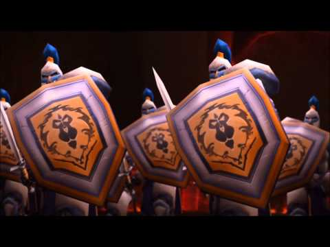 Garrosh Defeat Cinematic (Horde and Alliance Combined!) - Patch 5.4 - Seige of Orgrimmar Ending