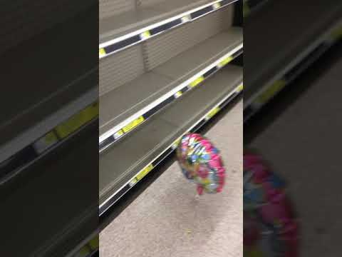 Mysterious Dollar Store Balloon