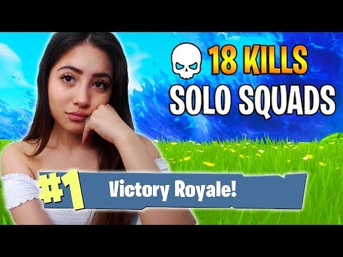 18 Kill *WIN* For My Squad!! (My Highest Kill Game)
