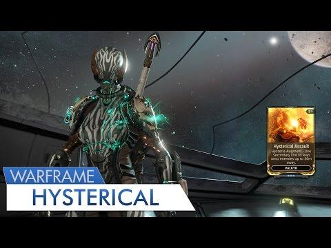 Warframe: Hysterical Assault - Valkyr