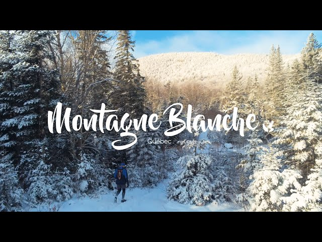 La Montagne Blanche et le lac de l'Appel, beaux sentiers dans les Laurentides | C'est Notre Monde
