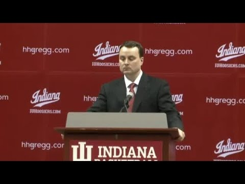 Q&A: Archie Miller Indiana University introductory press conference part 2 3/27/17