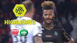 Dijon FCO - AS Saint-Etienne (0-1) - Highlights - (DFCO - ASSE) / 2017-18