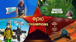 EPIC Champions  | Every Sunday 12 PM