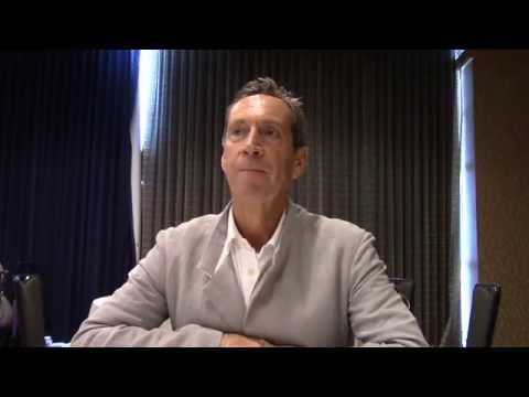 The Strain Season 2 - Jonathan Hyde Interview