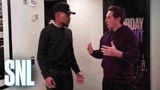 SNL Host Chance the Rapper Dances It Out
