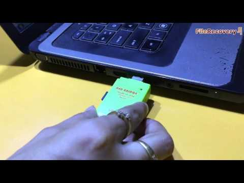 How to recover lost data from Micro SD card by using DDR Memory Card Recovery Software