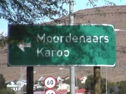 Zuis Afrika 2002 Kimberley/ Mine Tour/ Kaapstad/ Waterfront
