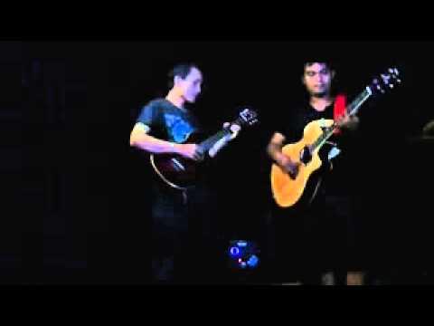 Joe Satriani - Just Look Up ( E.k Pram & Rully Gumilang Acoustic Cover)