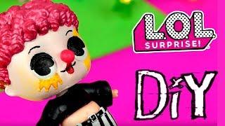 LOL Surprise Metamorfoza  Pajacyk • Klaun  DIY • Toys Land