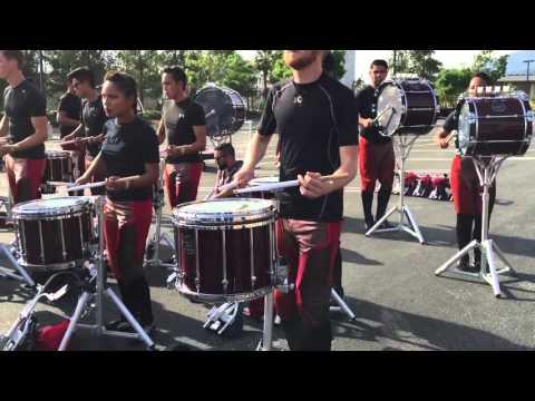 2016 Broken City Percussion - bCat