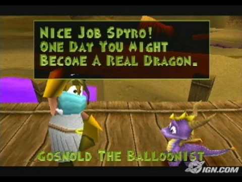 Spyro the Dragon - Main Theme - Download