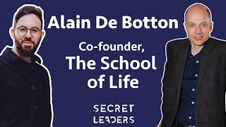 55. Alain de Botton: Finding Answers to Life's Tricky Questions