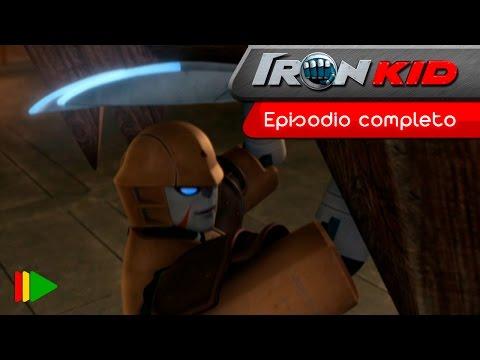 Iron Kid (Español) - 19 - Los cuatro barones invencibles