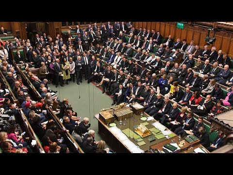 LIVE: Boris Johnson to attempt second Brexit deal vote in Parliament