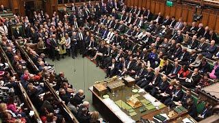 LIVE: Speaker Bercow blocks second Brexit vote request