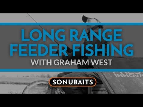 LONG RANGE FEEDER FISHING - with Graham West.