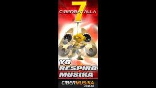 Batalla Cibermusika 7 -Yo respiro musika