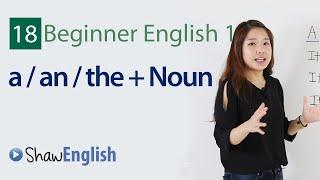 English Grammar: Articles   Noun