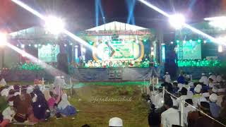 Download Mp3 Dauni New Version  Habib Bidin Ft Az Zahir All Star Harlah Asyiqol Mustofa 2017