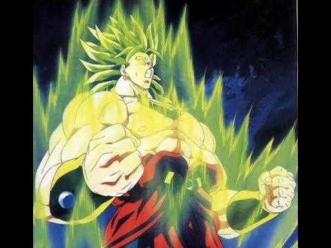 All Possible Legendary Super Saiyan Forms/ With Multipliers