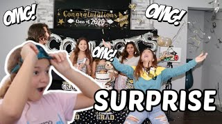 SURPRISE GRADUATION PARTY | SISTER FOREVER