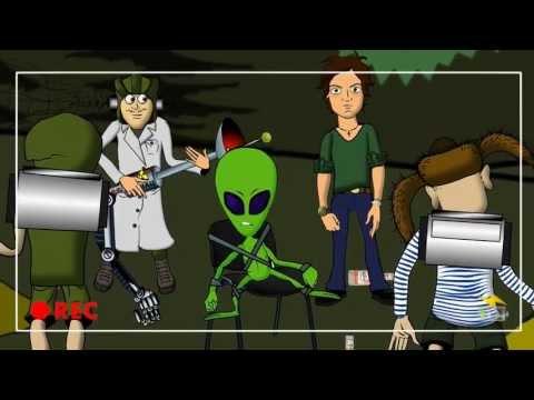 рок группа инопланетяне в клипе