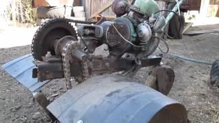 видео Мотокультиватор своими руками