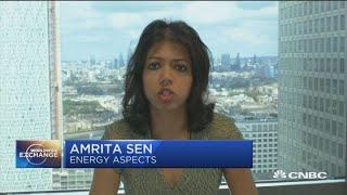 Sen: U.S.-Iran tensions driving oil prices
