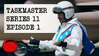 Taskmaster - Series 11, Episode 1 | Full Episode |