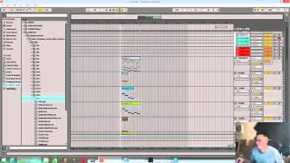 Ableton live 9 Trance Session