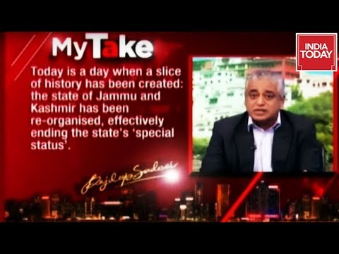 J&K No Longer A State, All Angles To Modi's Naya Kashmir Story   My Take With Rajdeep