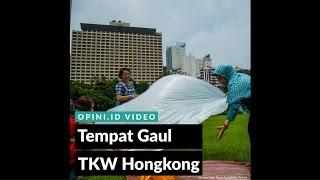 Tempat Gaul TKW Hongkong