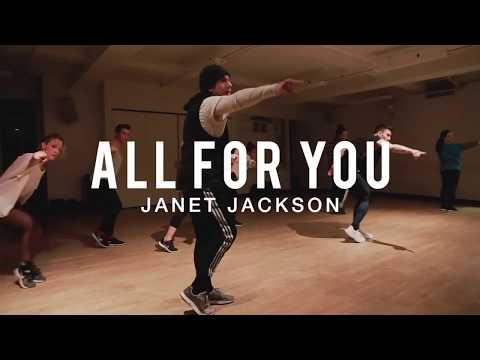 'All for You - Janet Jackson' | Jon Rua