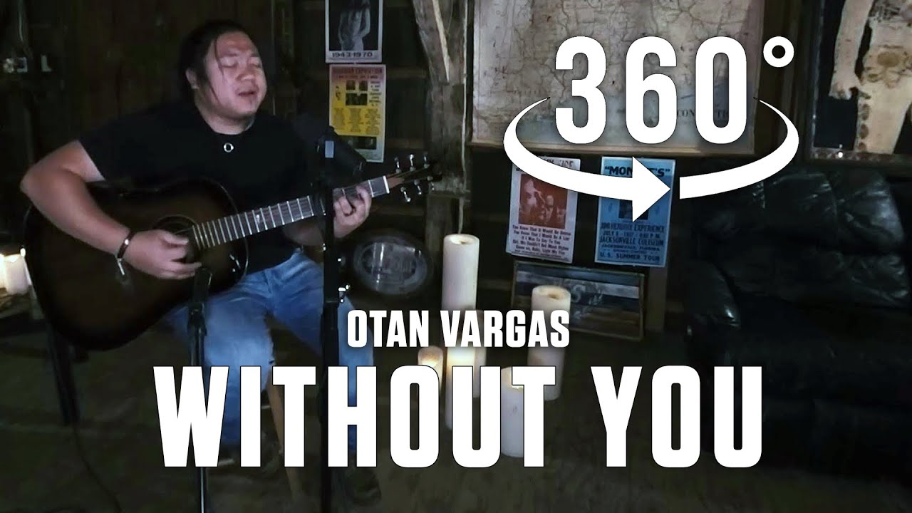 """""""Without You"""" by Otan Vargas in 360°/VR"""