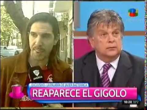 """Luis Ventura al Gigoló: """"Para mi sos el típico sinvergüenza vividor"""""""