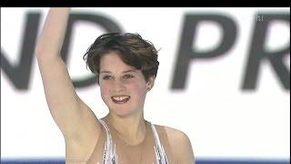 "[HD] Irina Slutskaya - ""Schindler's List"" 2000/2001 GPF - Exhibition イリーナ・スルツカヤ Ирина Слуцкая"
