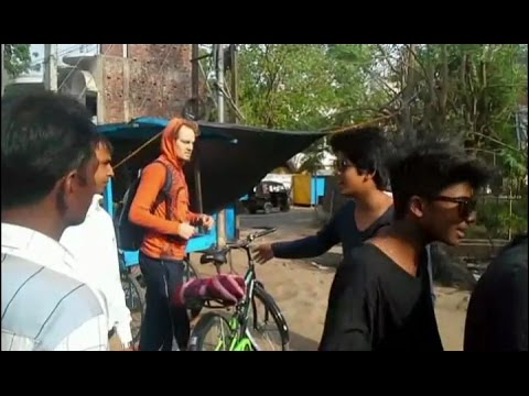 Foreigner Beaten in BodhGaya