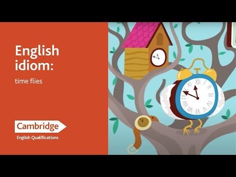 Idioms: Time Flies
