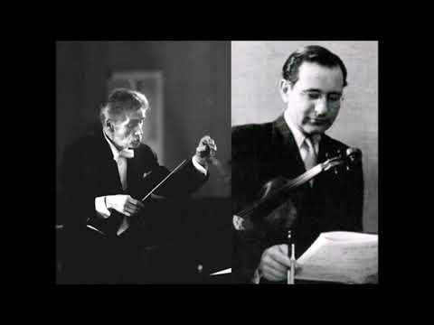 """Mendelssohn """"Violin Concerto"""" Peter Rybar/Victor Desarzens"""