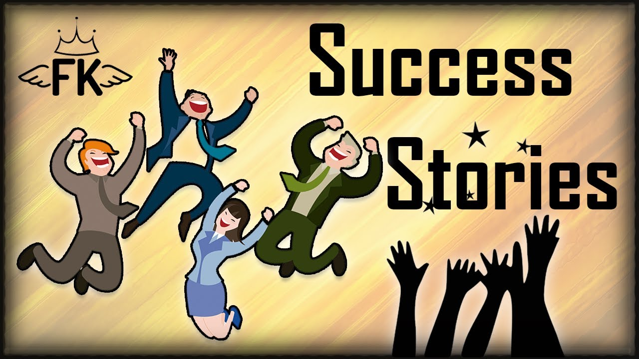6 Inspiring Success Stories Famous People Who Made It Against All Odds Youtube