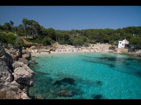 Mallorca cala ratjada strand meer und restaurantes youtube for Designhotel mallorca strand