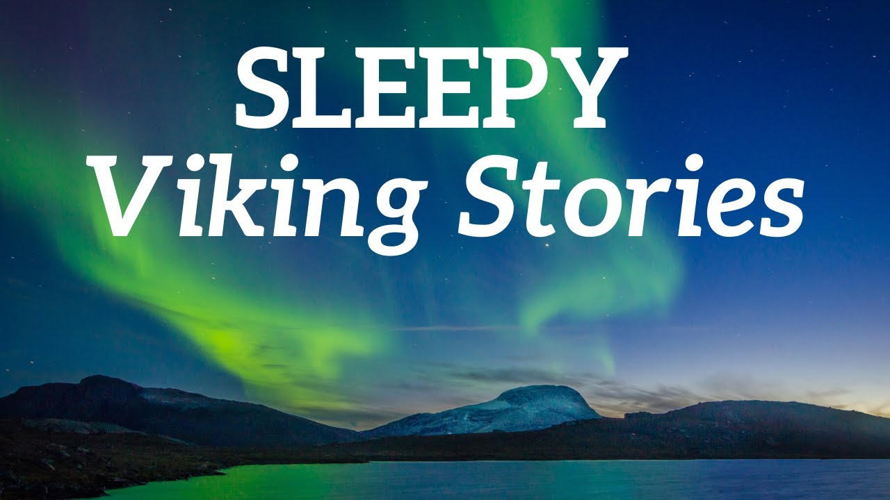 Bedtime Stories for Adults | More Viking Myths ⚡  Odin & Loki's Adventures  ⛰️ Children of Odin P2