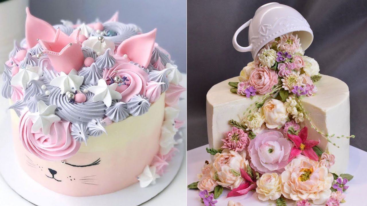 100+ Best Of JULY Cake Design Ideas | Amazing Cake Decorating Tutorial For Beginners