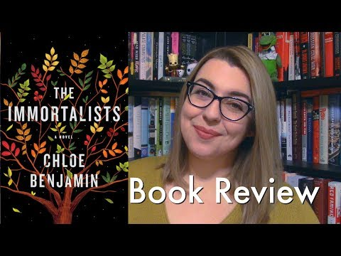 Book Review: The Immortalists by Chloe Benjamin Mp3