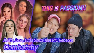 Baixar K-pop Artist Reaction] Anitta, Lexa, Luisa Sonza feat MC Rebecca - Combatchy